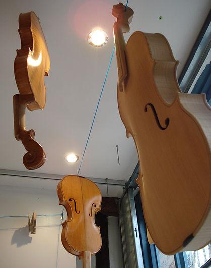 lucie pestel luthier à bernay