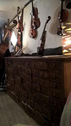 luthier violon bernay