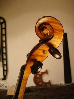 tête violon