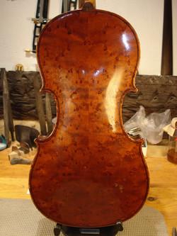 dos violon