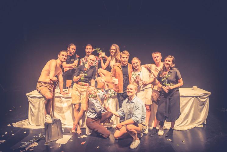 Pre-premiere at Dynamo, Odense (DK) 2020