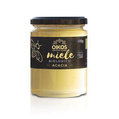 Miele di Acacia Biologico 400 gr