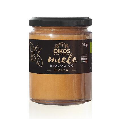 Miele di Erica Biologico 400 gr