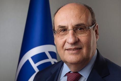 António Vitorino Begins Term as IOM Director General