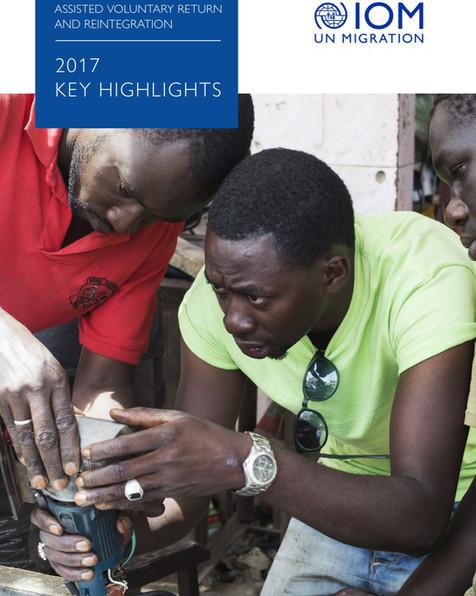 72,000 Voluntary Returns Globally Last Year