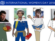 IOM Celebrates Migrant Women and Girls