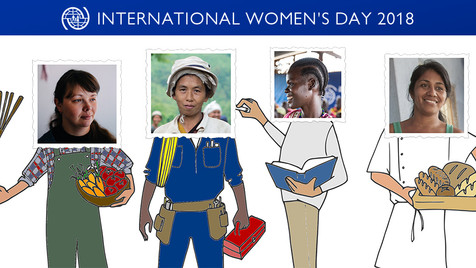IOM Celebrates Migrant Women and Girls
