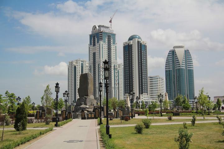 Грозный Сити