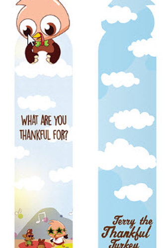 Bookmark - What are you thankful for?