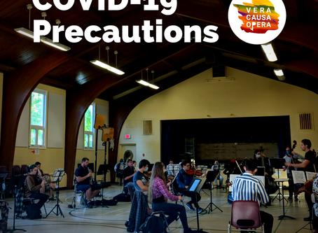 COVID-19 Precautions at VCO