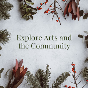 Explore Our Community this Holiday Season