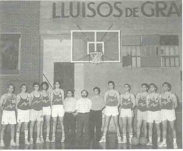 1992. Ascens a 1a catalana entrenats per