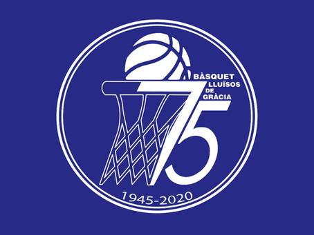 Comunicat de la Comissió Organitzadora del 75è Aniversari del Bàsquet Lluïsos de Gràcia