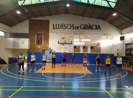 Una pretemporada plena d'il·lusió per fer del bàsquet un #esportsegur