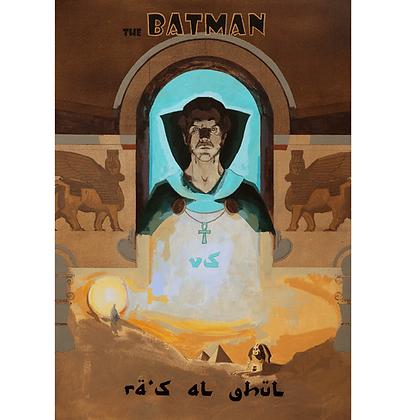 The Batman vs Ra's Al Ghul, 2019 - Danilo Ribeiro