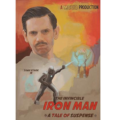 IronMan, 2020 - Danilo Ribeiro