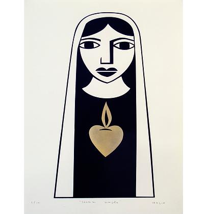 Sagrado Coração, 2019 - Derlon