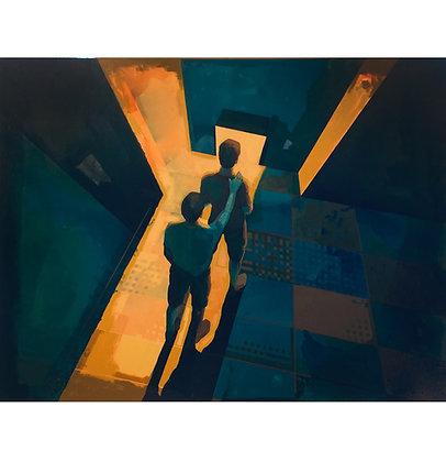 Paint it Blue, 2016 - Danilo Ribeiro