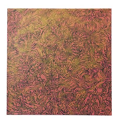 Sob densa luz, 2015 - Fernando De La Rocque