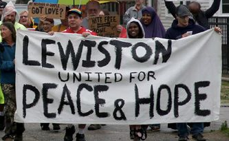 Lewiston United For Peace and Hope