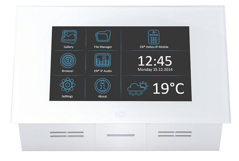 2N IndoorTouch White
