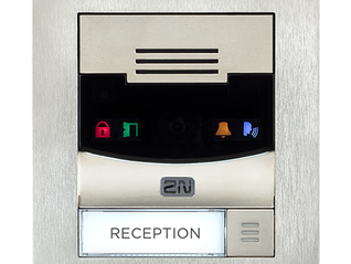 The latest IP Intercom from production of 2N  - Helios Solo