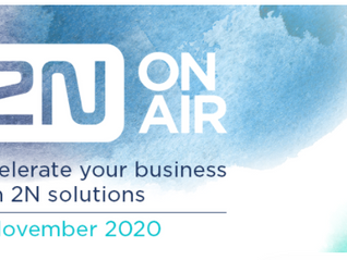2N On Air  - Online event for all our system integrators