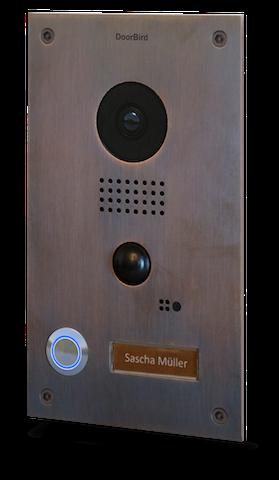 DoorBird IP Video Door Station D201B