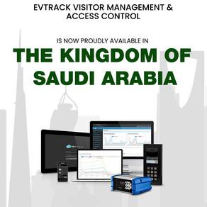 EVTRACK Visitor Managememt & Access control at Saudi Arabia