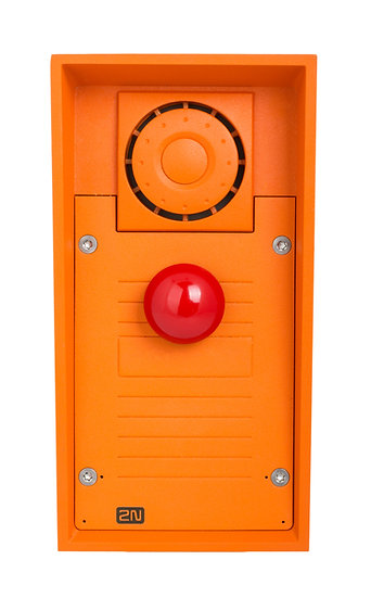 2N® Helios IP Safety - red emergency button & 10W speaker