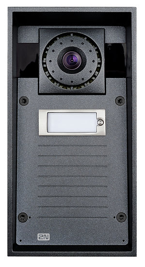 2N Helios Force – Camera , 1 x button