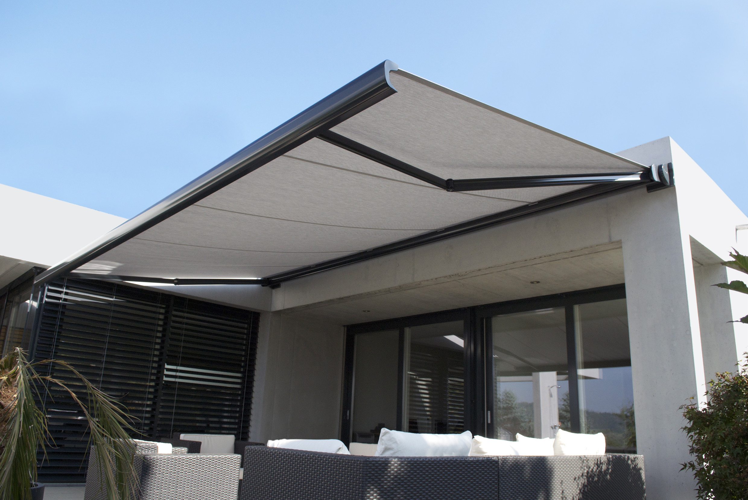 Quote: Folding Arm Awnings