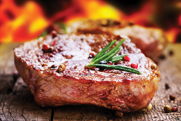 Luxury BBQ meat hamper