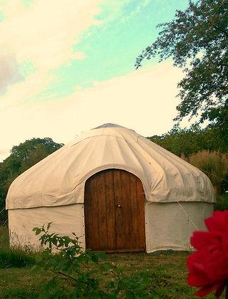 Kyrgyz style Yurt Hire