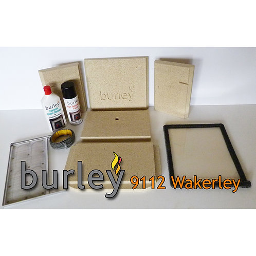 9112 Wakerley Wood Stove Spares