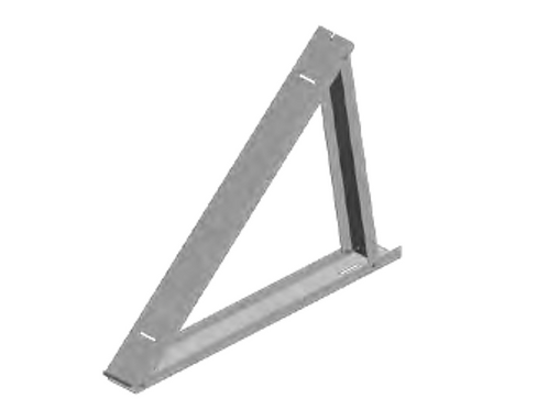 A-Frame for Flat Plates