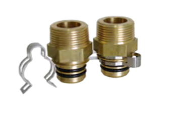 3/4inch Flat Plate Connectors