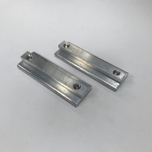 Joiners for Flat Plate Profile Rail