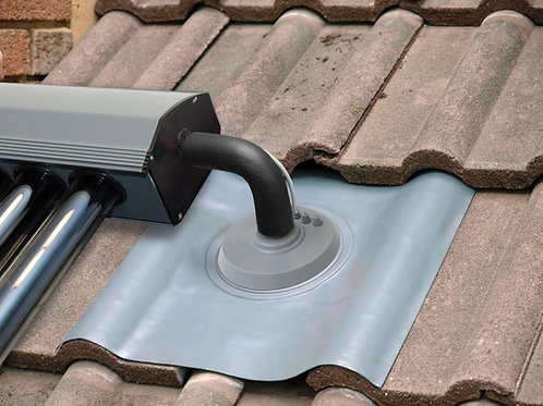 Solar Flashing for Slates or Tiles