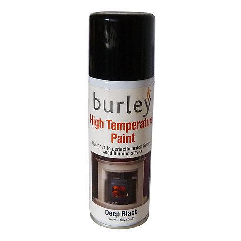 Burley Stove Black Spray Paint
