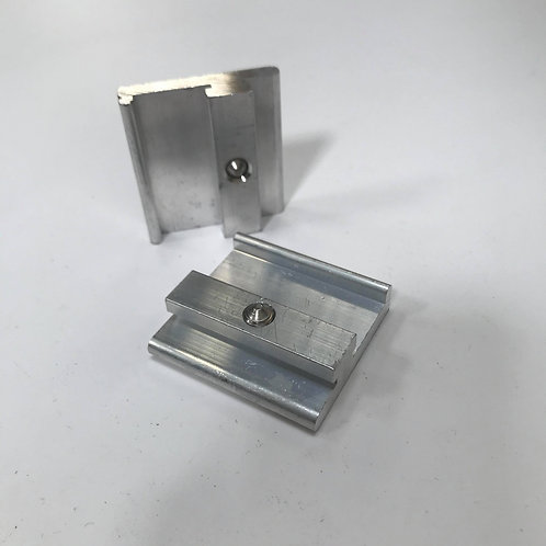 Stopping Brackets for Flat Plate
