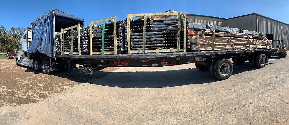 cargo trailer components