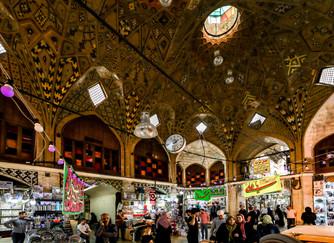Μεγάλο Παζάρι, Τεχεράνη