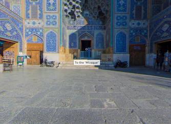 Ψηφιακή ξενάγηση στο μουσείο Sheikh Lotfollah Mosque 🕌