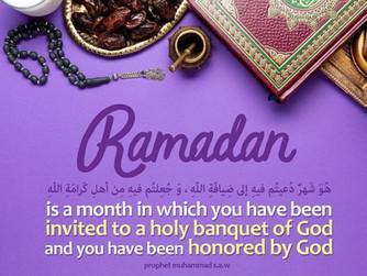 Χαρούμενο Ραμαζάνι