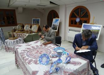 Τριήμερες πολιτιστικές εκδηλώσεις του Μορφωτικού Κέντρου της πρεσβείας του Ιράν