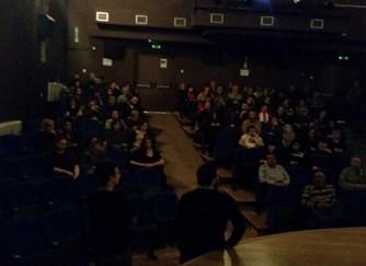 Προβολή ιρανικής ταινίας στην  Κινηματογραφική Λέσχη του Δήμου Πετρούπολης