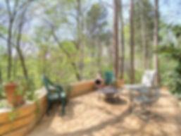 Deck, Planter, Bench, Wood Deck, New Deck, Exterior Improvement