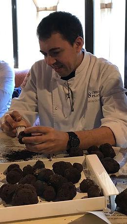 Carlos Trufa 8 chefs. Demetrio 018-11-26