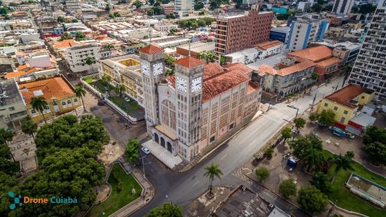 Igreja Matriz Cuiabá
